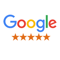 Five Stars on Google