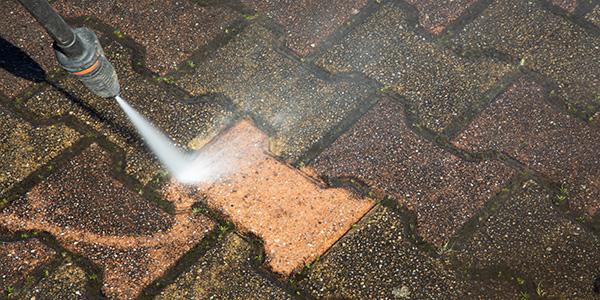 brick paver restoration Rochester ny