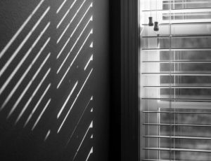 Window Cleaning Blinds