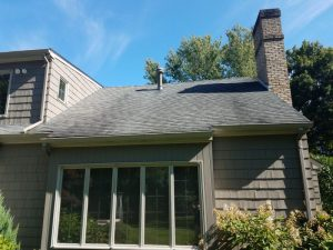 Roof shingle cleaning rochester ny