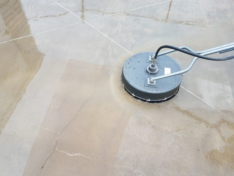 Professional concrete cleaning rochester ny