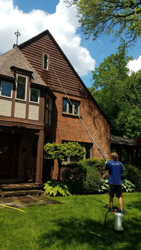 Pure Water Window Cleaning Rochester, NY