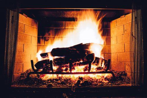 winterize fireplace